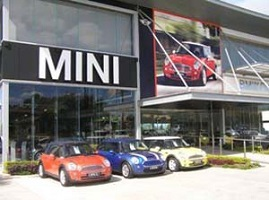 Motorline MINI Garage