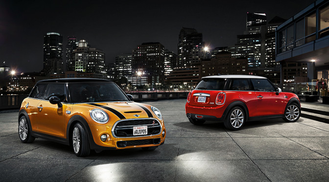 Making of the New F56 MINI