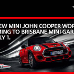 The F56 JCW Hatch hits Brisbane showrooms