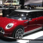 New MINI Clubman nears the official release.