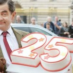 Rowan Atkinson celebrates 25 Years in style